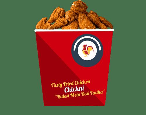 Chickni Bucket